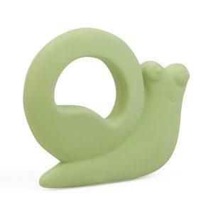 Bio-csiga játék, természetes gumiból