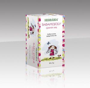 Babamosoly Gyerek tea, filteres
